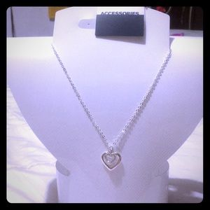 💝 Beautiful Double Hearts, Necklace 💗